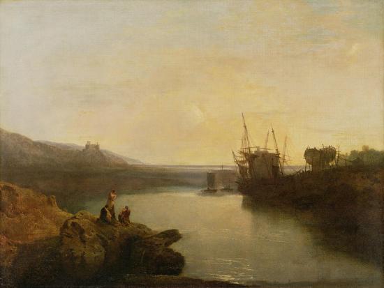 j-m-w-turner-harlech-castle-from-twgwyn-ferry-summer-s-evening-twilight