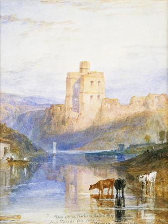 j-m-w-turner-norham-castle-an-illustration-to-sir-walter-scott-s-marmion-1818
