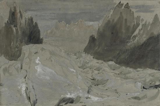j-m-w-turner-st-gothard-and-mont-blanc-sketchbook-finberg-lxxv-the-mer-de-glace