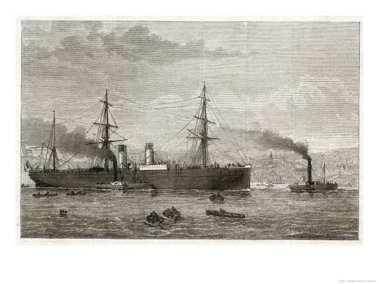 j-r-wells-the-french-transatlantic-company-s-steamship-amerique-towed-into-plymouth-by-tugs