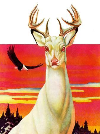 jack-murray-albino-deer-january-8-1938
