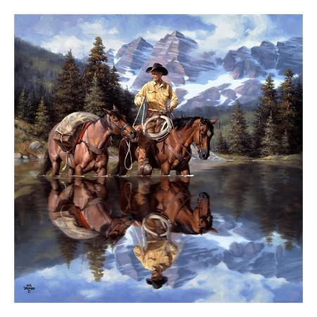 jack-sorenson-reflections-of-the-rockies