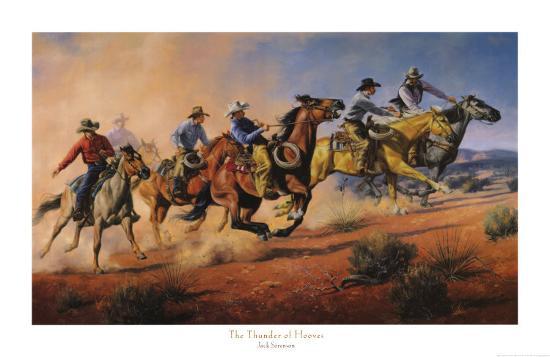 jack-sorenson-the-thunder-of-hooves