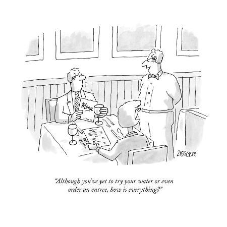 jack-ziegler-although-you-ve-yet-to-try-your-water-or-even-order-an-entree-how-is-eve-new-yorker-cartoon