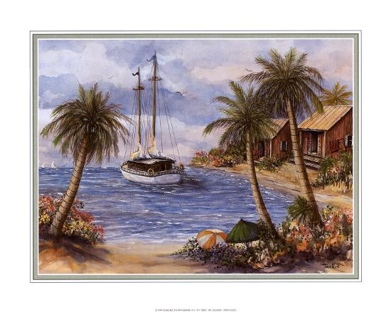 jackie-thompson-umbrellas-on-the-beach