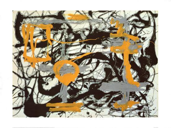 jackson-pollock-yellow-grey-black