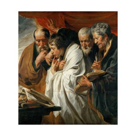 jacob-jordaens-the-four-evangelists