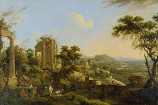 jacob-philipp-hackert-ruins-in-a-river-valley