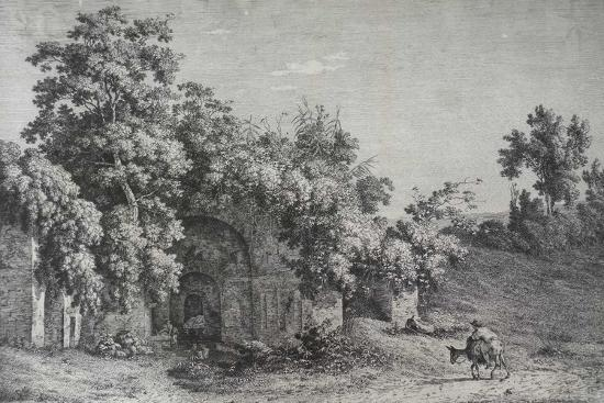 jacob-wilhelm-mechau-la-fontana-egeria-1792