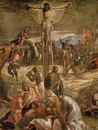 jacopo-robusti-tintoretto-the-crucifixion-of-christ-1565