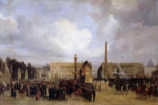 jacques-guiaud-the-funeral-cortege-of-napoleon-i-passing-through-the-place-de-la-concorde-15-december-1840