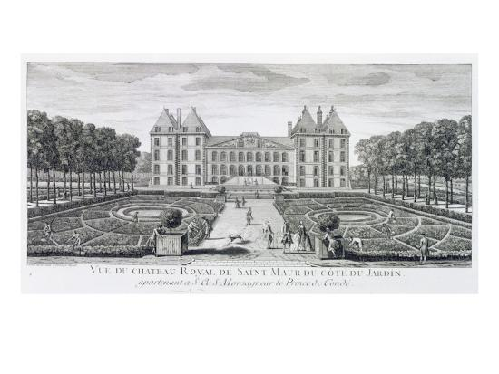 jacques-rigaud-view-of-the-royal-chateau-of-saint-maur-from-the-garden-side