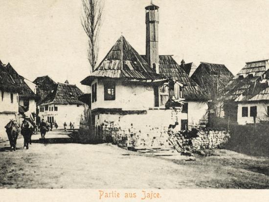 jajce-bosnia-herzegovina