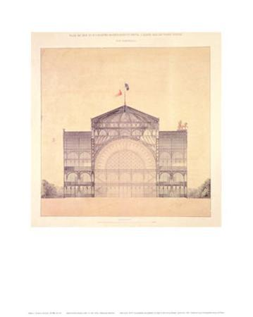 jakob-ignaz-hittorff-cast-iron-and-glass-industrial-pallet-for-the-champs-elysees-cross-section-1852