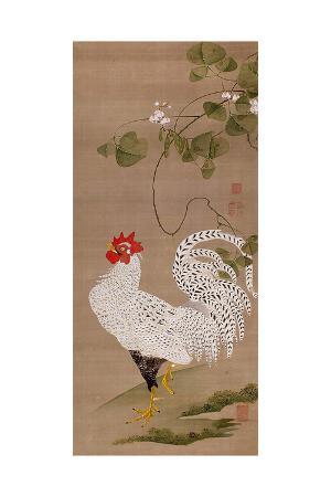 jakuchu-ito-white-rooster