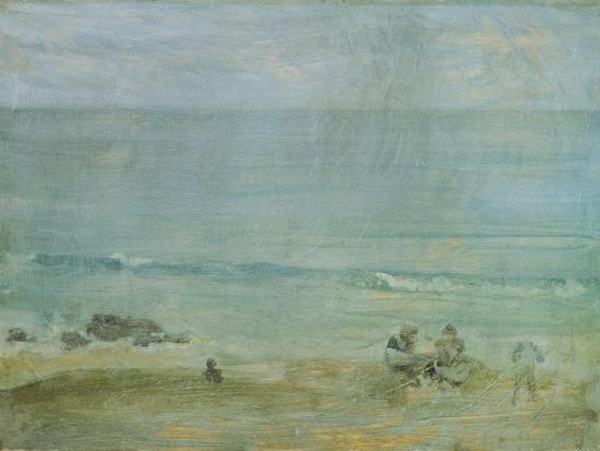 james-abbott-mcneill-whistler-by-the-shore-st-ives