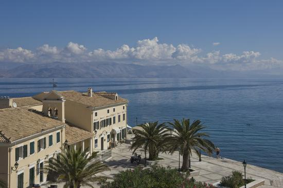 james-emmerson-sea-view-over-a-sea-side-cafe-from-corfu-town-corfu-island-ionian-islands-greek-islands-greece
