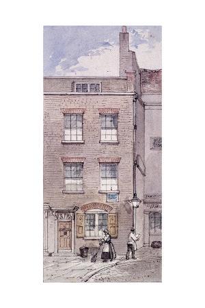 james-findlay-gunpowder-alley-london-c1850
