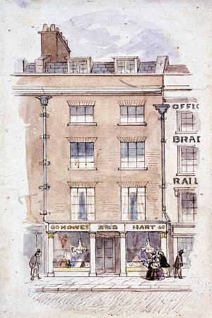 james-findlay-howes-and-hart-fleet-street-london-c1820