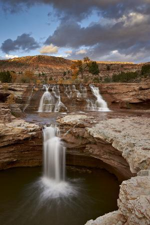 james-hager-secret-falls-in-the-fall-washington-county-utah-united-states-of-america-north-america