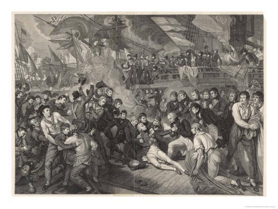 james-heath-nelson-is-fatally-wounded-on-the-deck-of-the-victory