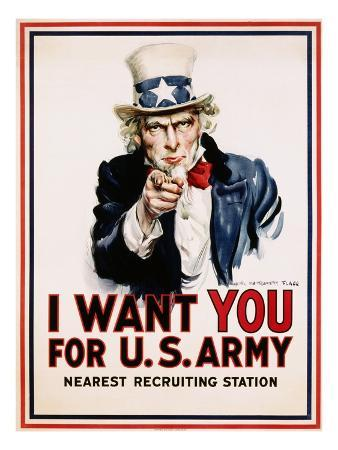 james-montgomery-flagg-i-want-you-for-the-u-s-army-recruitment
