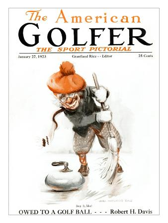 james-montgomery-flagg-the-american-golfer-january-23-1923
