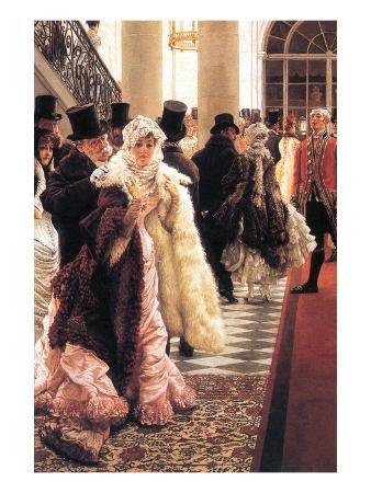 james-tissot-the-fashionable-woman