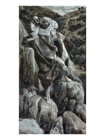 james-tissot-the-good-shepherd