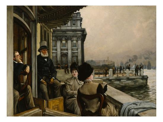 james-tissot-the-terrace-of-trafalgar-tavern-greenwich