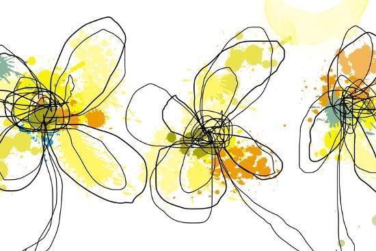 jan-weiss-three-yellow-flowers