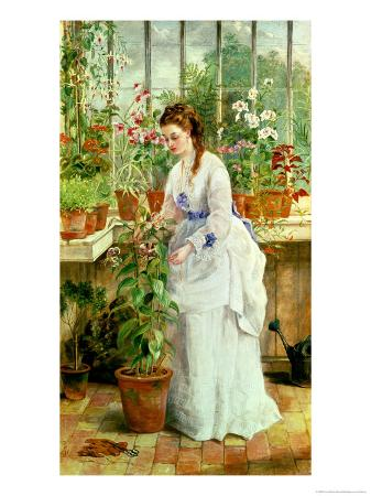 jane-maria-bowkett-young-lady-in-a-conservatory