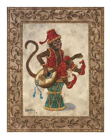 janet-kruskamp-monkey-with-mandolin