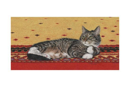 janet-pidoux-sam-on-patterned-rug