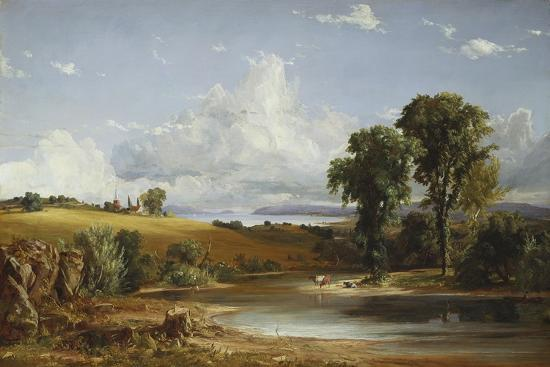 jasper-francis-cropsey-summer-afternoon-on-the-hudson-1852