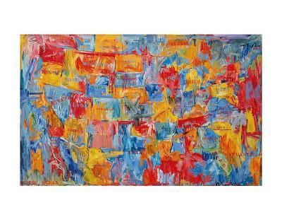 Map art print by jasper johns at art 5399 unframed3779 unframed gumiabroncs Gallery