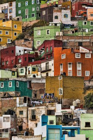 jaynes-gallery-mexico-guanajuato-detail-of-homes-on-hillside