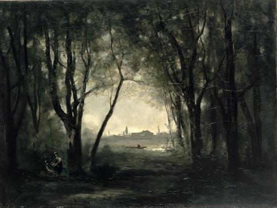 jean-baptiste-camille-corot-landscape-with-a-lake-1860-73