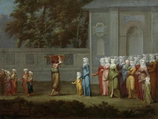 jean-baptiste-vanmour-first-walk-to-boys-school-1737