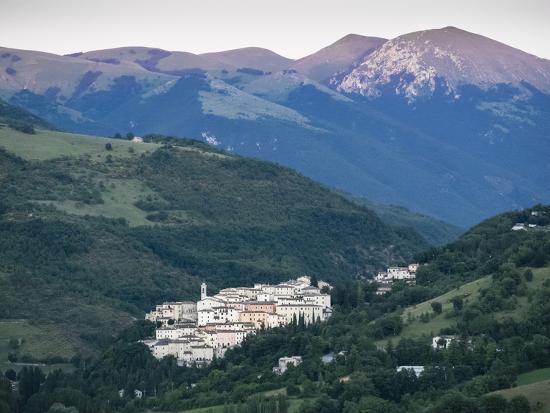jean-brooks-view-at-sunset-village-of-preci-valnerina-umbria-italy-europe