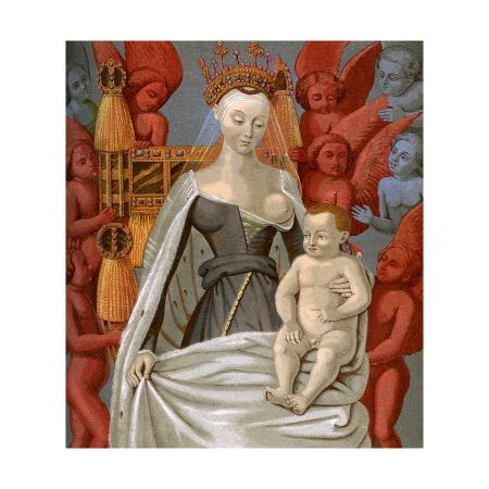 jean-fouquet-agnes-sorel-1421-145-mistress-of-king-charles-vii-of-france-c1450