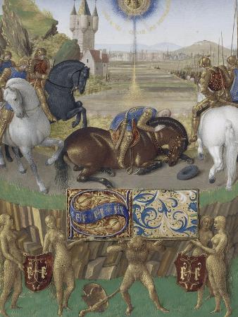 jean-fouquet-le-livre-d-heures-d-etienne-chevalier-les-suffrages-des-saints-saint-paul-sur-le-chemin-de-damas