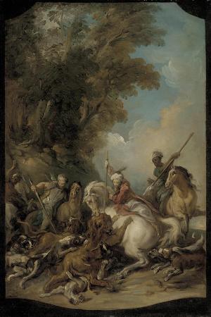 jean-francois-de-troy-the-lion-hunt-1735