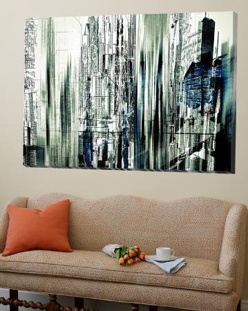 jean-francois-dupuis-abstract-city-scene-ii