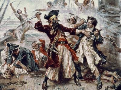"""essay on blackbeard the pirate Essay: the """"golden age of piracy"""" flourished maynard returned to virginia with the surviving pirates and the grim trophy of blackbeard's severed head."""