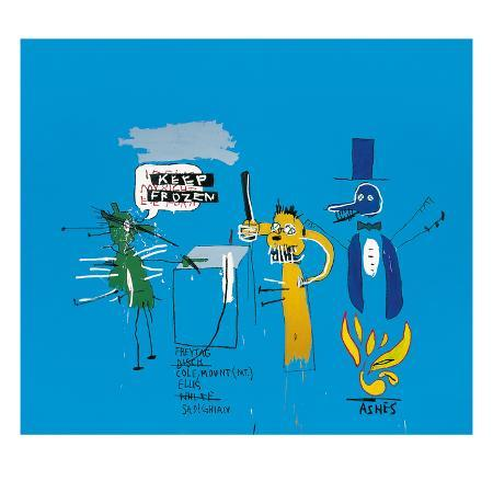 jean-michel-basquiat-the-dingoes-that-park-their-brains-with-their-gum-1988