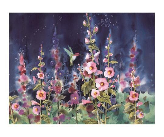jean-yves-guindon-the-enchanted-hummingbird