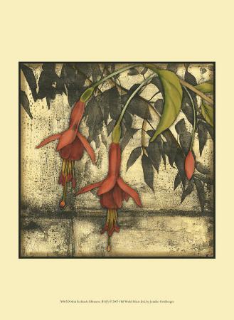 jennifer-goldberger-mini-fuchsia-and-silhouette-iii