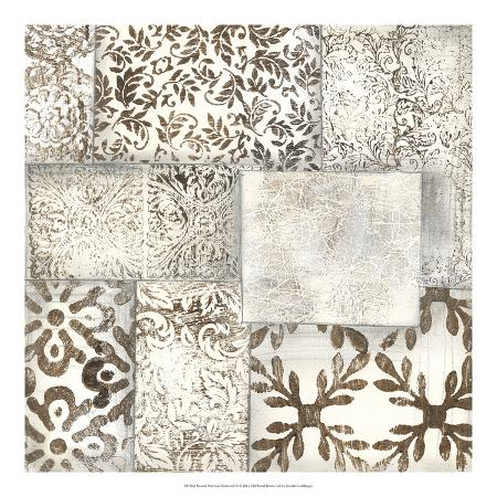jennifer-goldberger-neutral-patterned-patchwork-ii