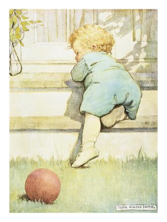 jessie-willcox-smith-the-toddling-baby-boy